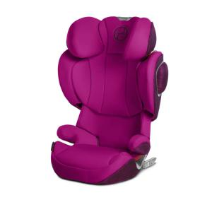 Cybex - 518000837 - Siège auto SOLUTION Z-FIX violet-Passion pink (369328)