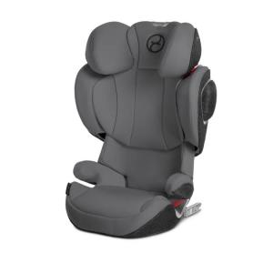 Cybex - 518000833 - Siège auto SOLUTION Z-FIX gris-Manhattan grey (369332)