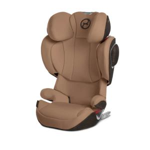 Cybex - 518000829 - Siège auto SOLUTION Z-FIX beige-Cashmere beige (369336)