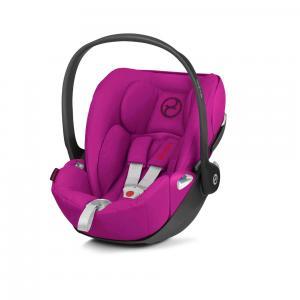 Cybex - 518000777 - Siège auto CLOUD Z i-Size violet-Passion pink (369358)
