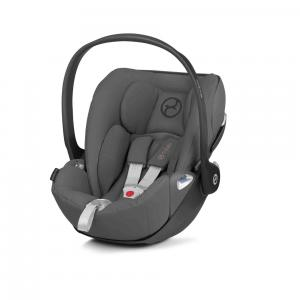 Cybex - 518000773 - Siège auto CLOUD Z i-Size gris-Manhattan grey (369360)