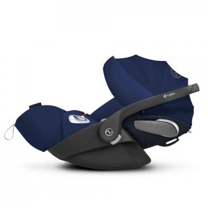 Cybex - 518000771 - Siège auto CLOUD Z i-Size marine-Midnight blue (369362)
