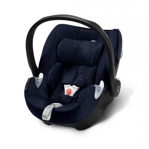 Cybex - 518000157 - Siège auto ATON Q Plus i-Size marine-Midnight blue (369370)