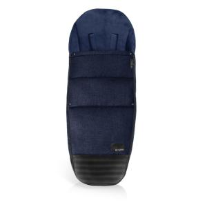 Cybex - 518001439 - Chancelière marine-Midnight blue pour poussette Mios ou Priam (369400)
