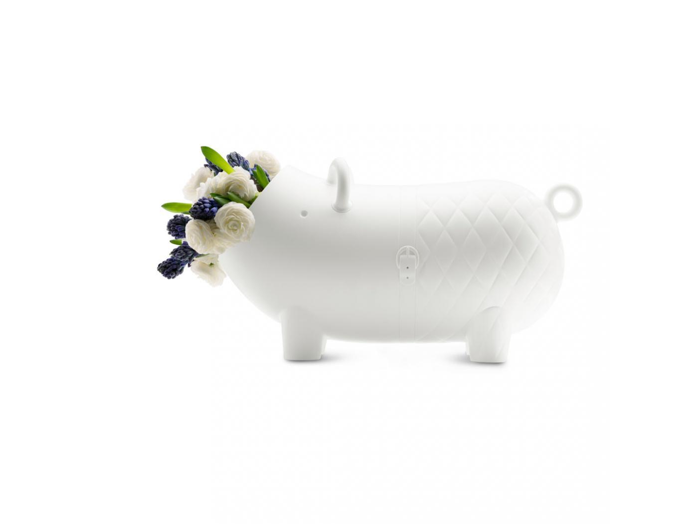 cybex coffre de rangement design cochon blanc. Black Bedroom Furniture Sets. Home Design Ideas