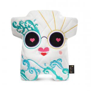 Cybex - 517000285 - Marionnette monstre Love Guru blanc (369424)