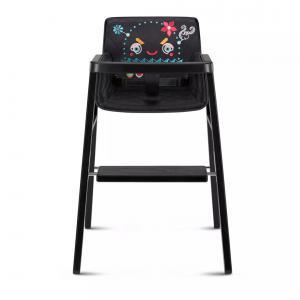 Cybex - 517000263 - Chaise haute Space Pilot noir (369438)