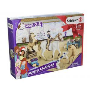 Schleich - 97780 - Cal de l'Avent Horse Club2018 (369450)
