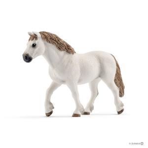Schleich - 13872 - Figurine Ponette de race gallois 13 cm x 3 cm x 9 cm (369620)
