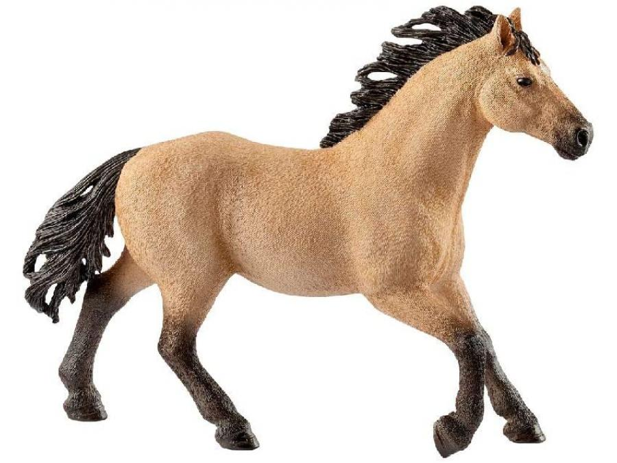 schleich figurine talon quarter horse 14 6 cm x 3 6 cm x 10 9 cm. Black Bedroom Furniture Sets. Home Design Ideas