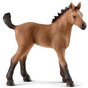 Schleich - 13854 - Figurine Poulain Quarter horse 8,3 cm x 3 cm x 8,1 cm (369654)