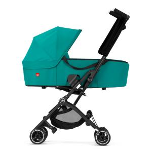 GoodBaby - 618000833 - Nacelle to GO rouge-Cherry Red pour poussettes Pockit+ ou Qbit+ (369722)
