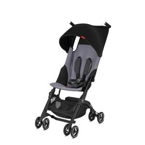 GoodBaby - 618000779 - Poussette Pockit+ gris-Silver Fox Grey (369794)