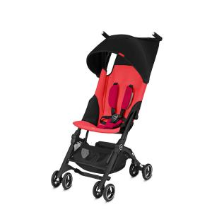 GoodBaby - 618000773 - Poussette Pockit+ rouge-Cherry Red (369800)