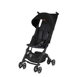 GoodBaby - 618000771 - Poussette Pockit+ noir-Satin Black (369802)