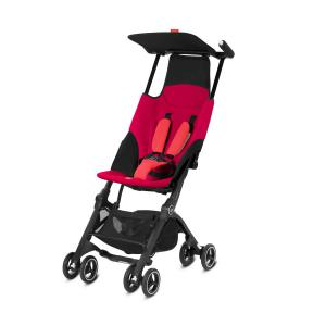 GoodBaby - 618000497 - Poussette Pockit rouge-Cherry Red (369808)
