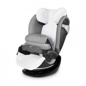 Cybex - 511407003 - PALLAS / SOLUTION X Housse d'été White | white (369934)