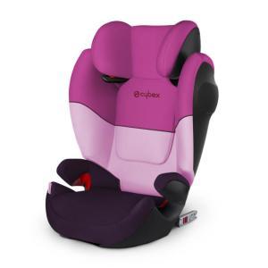 Cybex - 517001375 - Siège auto SOLUTION M-FIX SL rose et violet Purple Rain (369958)