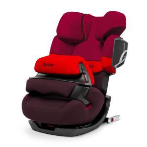 Cybex - 515111003 - Siège auto PALLAS 2-FIX Rumba Red | dark red (369960)
