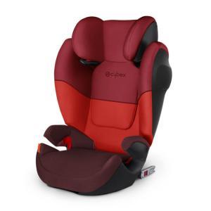 Cybex - 517001373 - Siège auto SOLUTION M-FIX SL rouge| Rumba Red (369962)
