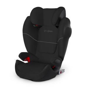 Cybex - 517001367 - Siège auto SOLUTION M-FIX SL Noir Pure Black (369966)