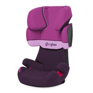 Cybex - 514114001 - Siège auto SOLUTION X Purple Rain - violet (369974)