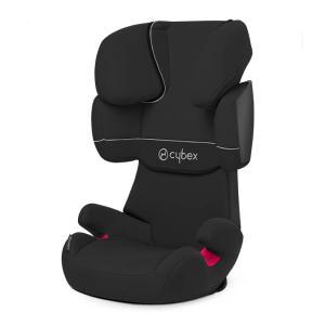 Cybex - 512114009 - Siège auto SOLUTION X Pure Black - noir (369976)