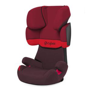 Cybex - 514114003 - Siège auto SOLUTION X Rumba Red - rouge foncé (369982)