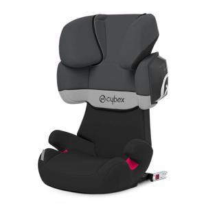 Cybex - 515117011 - Siège auto SOLUTION X2-FIX Cobblestone - gris clair (369990)