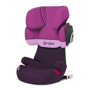 Cybex - 515117007 - Siège auto SOLUTION X2-FIX Purple Rain - violet (369998)