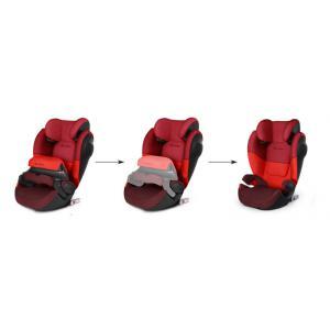 Cybex - 517001353 - Siège auto PALLAS M-FIX SL Rouge | Rumba Red (370012)