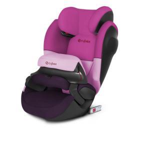 Cybex - 517001355 - Siège auto PALLAS M-FIX SL Rose et violet | Purple Rain (370014)