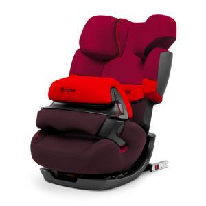 Cybex - 514110002 - Siège auto PALLAS-FIX Rumba Red | dark red (370044)
