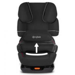 Cybex - 515111005 - Siège auto PALLAS 2-FIX Pure Black | black (370052)