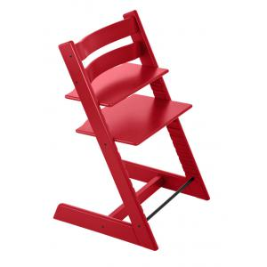 Stokke - 980002 - Chaise haute Tripp Trapp Rouge - Personnalisable (370802)