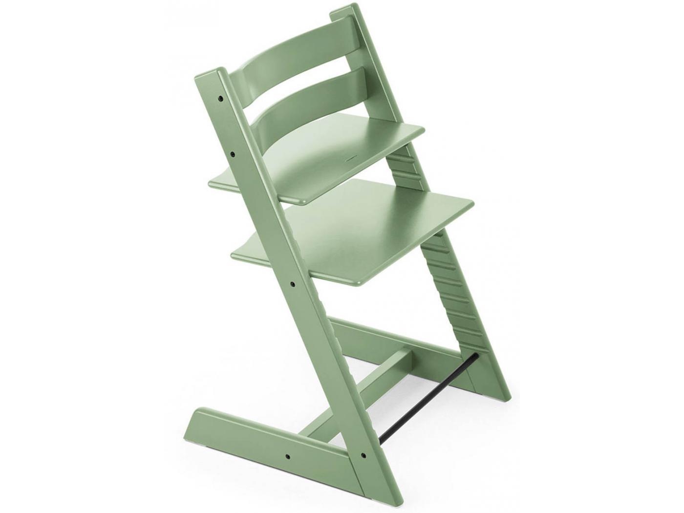 Mousse 980014 Haute Trapp Personnalisable Chaise Tripp Vert shdrtQCx