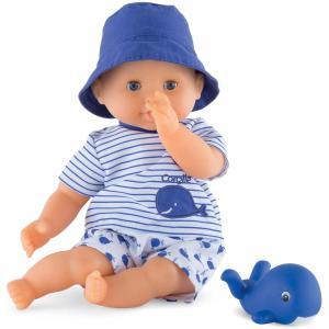 Corolle - FPK04 - Bébé bain garçon - taille 30 cm à partir de 18 mois (371248)