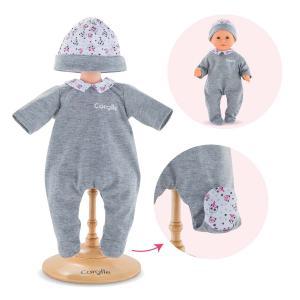 Corolle - FPP29 - Pyjama panda party pour bébé 30 cm à partir de 18 mois (371278)