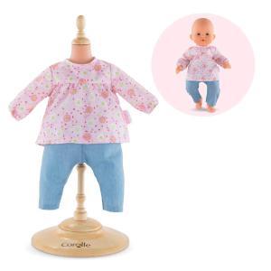 Corolle - FPP38 - Blouse & pantalon  pour bébé 36 cm à partir de 2 ans (371324)