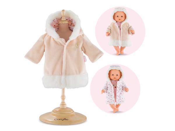 Manteau rennes dingues pour bébé 36 cm à partir de 2 ans