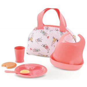 Corolle - FRV06 - Bb36/42 coffret repas  - taille 36-42 cm - âge : 2+ (371354)
