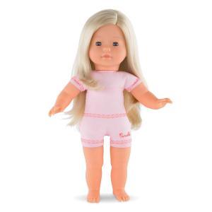 Corolle - FPK33 - Ma corolle vanille blonde yeux bleus  - taille 36 cm à partir de 4 ans (371376)