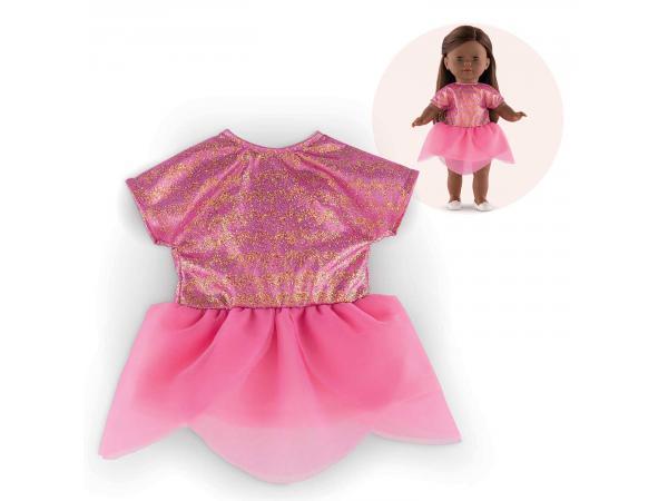 Ma corolle robe de fee - taille 36 cm - âge : 4+