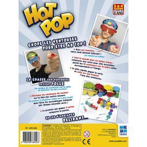 Megableu editions - 678042 - Hot pop - jeu d'ambiance - dés 8 ans (371706)