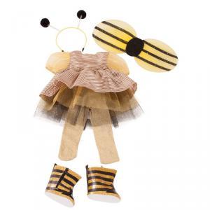 Gotz - 3402919 - Combinaison, busy bee, 6 pièces pour poupées de 45-50cm (371844)