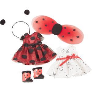 Gotz - 3402963 - Ensemble, ladybug, 6-pièces (371902)
