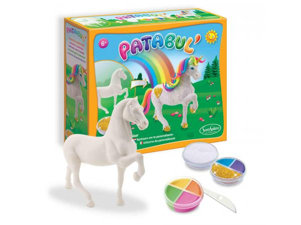 Patabul' : licorne à customiser