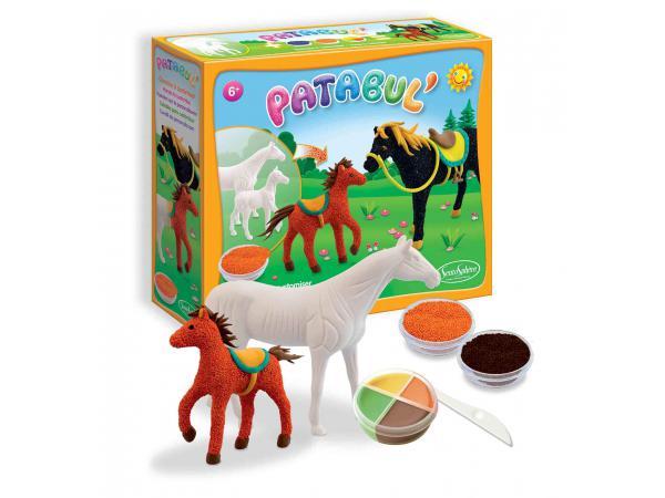 Patabul' : chevaux à customiser