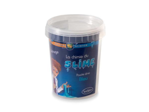 Recharge slime - bleu