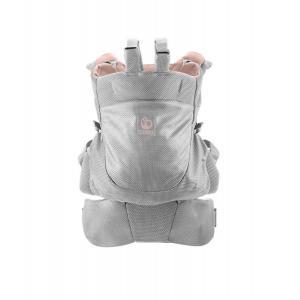Stokke - 431610 - Porte bébé MyCarrier™ position abdominale et dorsale Rose Mesh (372362)